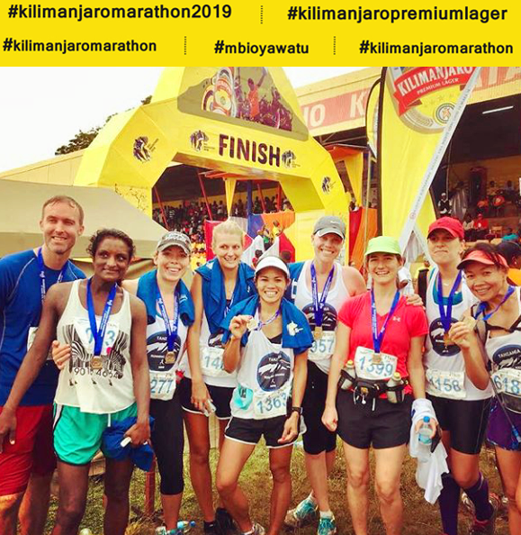 24e2f5848 Kilimanjaro Premium Lager Marathon 2019  Online Certificates