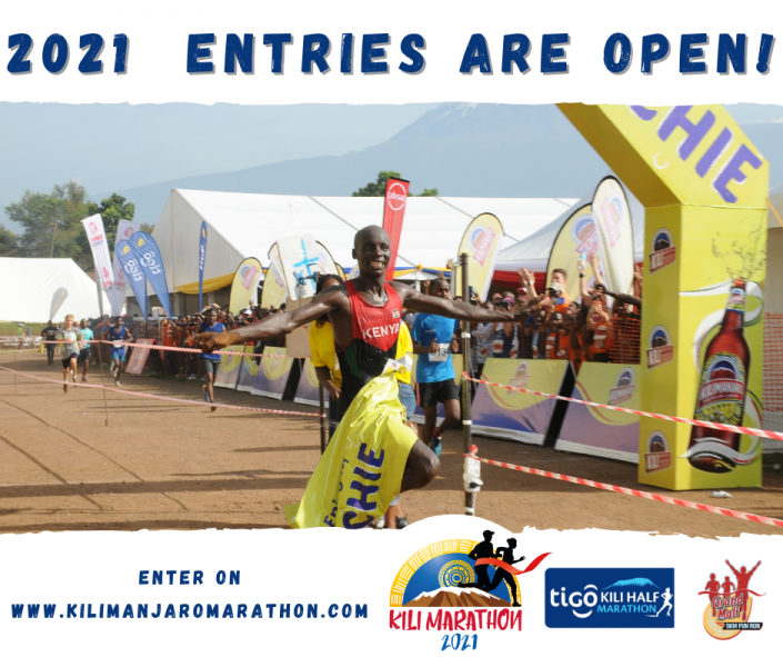 Kilimanjaro Marathon 2021 Entries Open