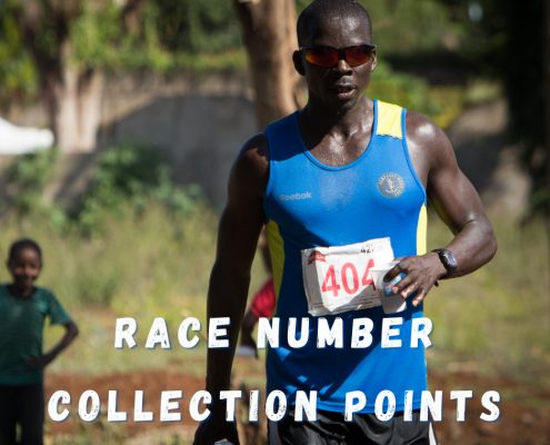 Kili Marathon Race Number Collection Points